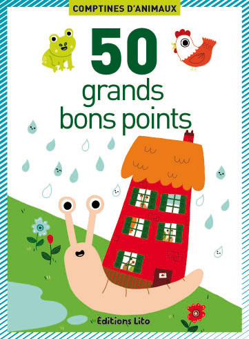 50 BONS POINTS COMPTINES ANIM.