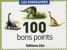 100 BONS POINTS LES DINOSAURES