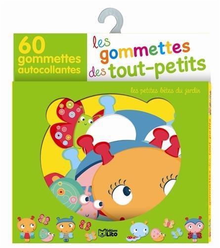 GOMMETTES T.P. PETITES BETES