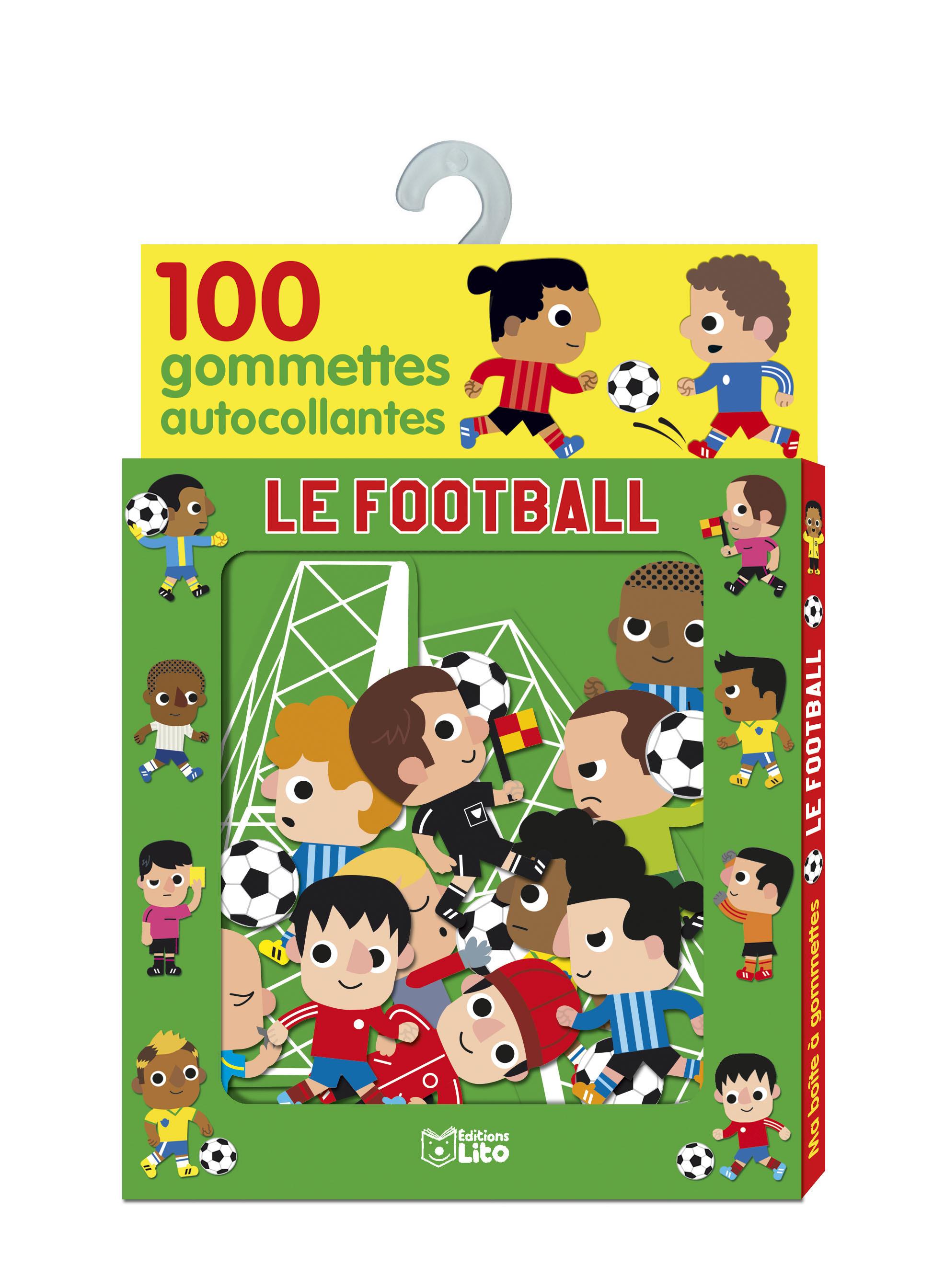 GOMMETTES LE FOOTBALL