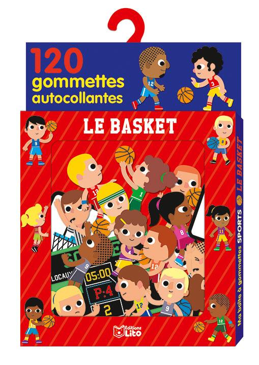 GOMMETTES LE BASKET