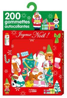 GOMMETTES JOYEUX NOEL !