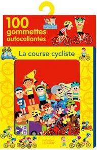 GOMMETTES LA COURSE CYCLISTE