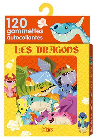GOMMETTES LES DRAGONS