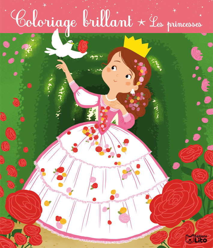 COLOR. BRILLANT LES PRINCESSES