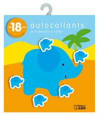 AMUSE COLLER LES ELEPHANTS
