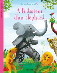 LIVRE INTERIEUR D'UN ELEPHANT
