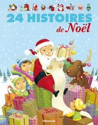 LIVRE 24 HISTOIRES DE NOEL