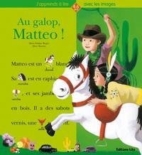 LIVRE AU GALOP MATTEO ! (VERT)