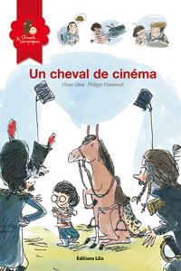 LIVRE UN CHEVAL DE CINEMA
