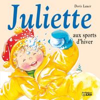 LIVRE JULIETTE SPORTS D'HIVER