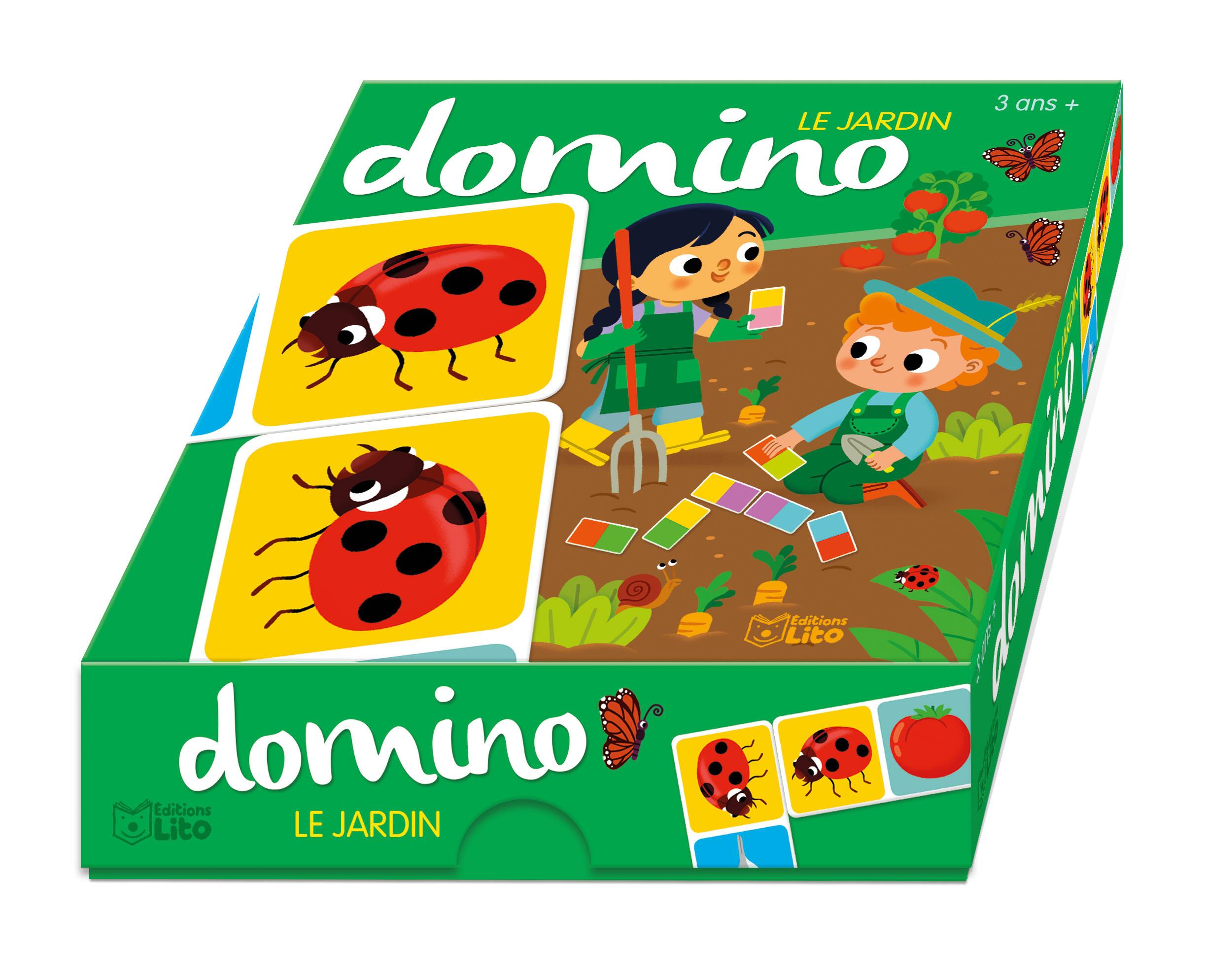 DOMINO - LE JARDIN