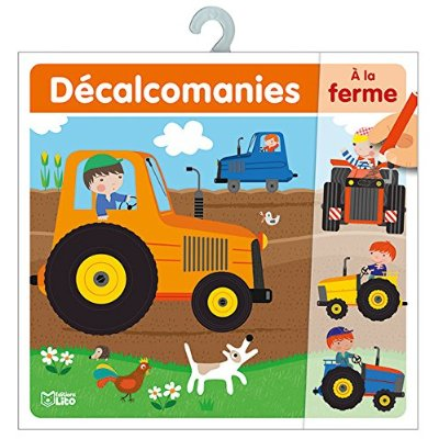 DECALCOMANIES LA FERME