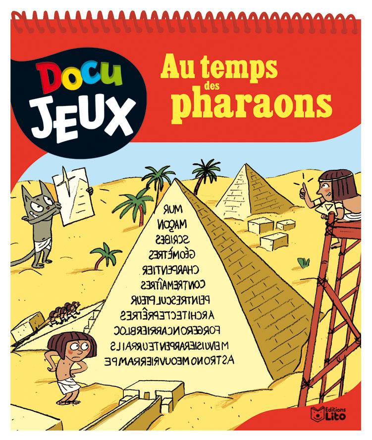 DOCU JEUX AU TEMPS PHARAONS