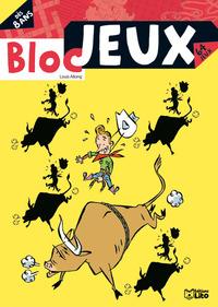BLOC JEUX RODEO - 8 ANS