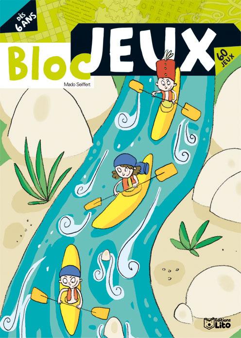 BLOC JEUX LOISIRS - 6 ANS