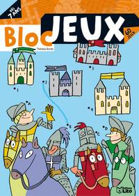 BLOCS JEUX CHEVALIERS 7 ANS