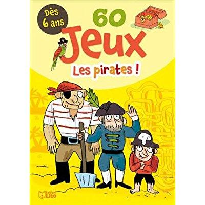 BLOC 60 JEUX LES PIRATES !