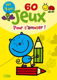BLOC 60 JEUX POUR S'AMUSER !