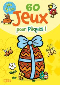 BLOC 60 JEUX POUR PAQUES !