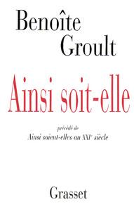 AINSI SOIT-ELLE