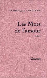 LES MOTS DE L'AMOUR