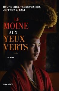 LE MOINE AUX YEUX VERTS