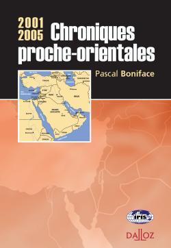 CHRONIQUES PROCHE-ORIENTALES