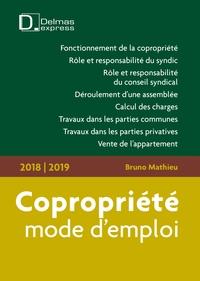 COPROPRIETE, MODE D'EMPLOI 2018/2019 - 9E ED.