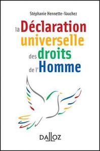 PACK-10 DALLOZ DECLARATION UNIVERSELLE DES DROITS DE L'HOMME