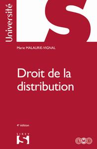DROIT DE LA DISTRIBUTION - 4E ED.