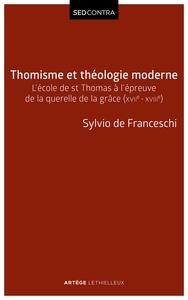 THOMISME ET THEOLOGIE MODERNE