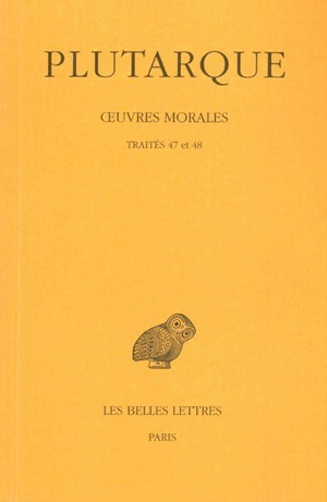 OEUVRES MORALES T10