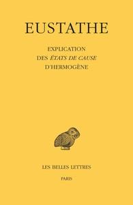 EXPLICATION DES ETATS DE CAUSE D'HERMOGENE