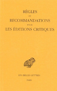 REGLES & RECOMMANDATIONS (SERIE GRECQUE)