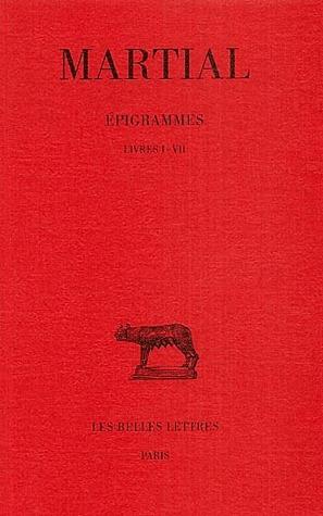 EPIGRAMMES T1 L1-7