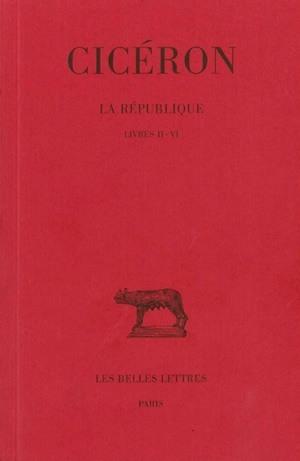DE LA REPUBLIQUE T2 L2-L6