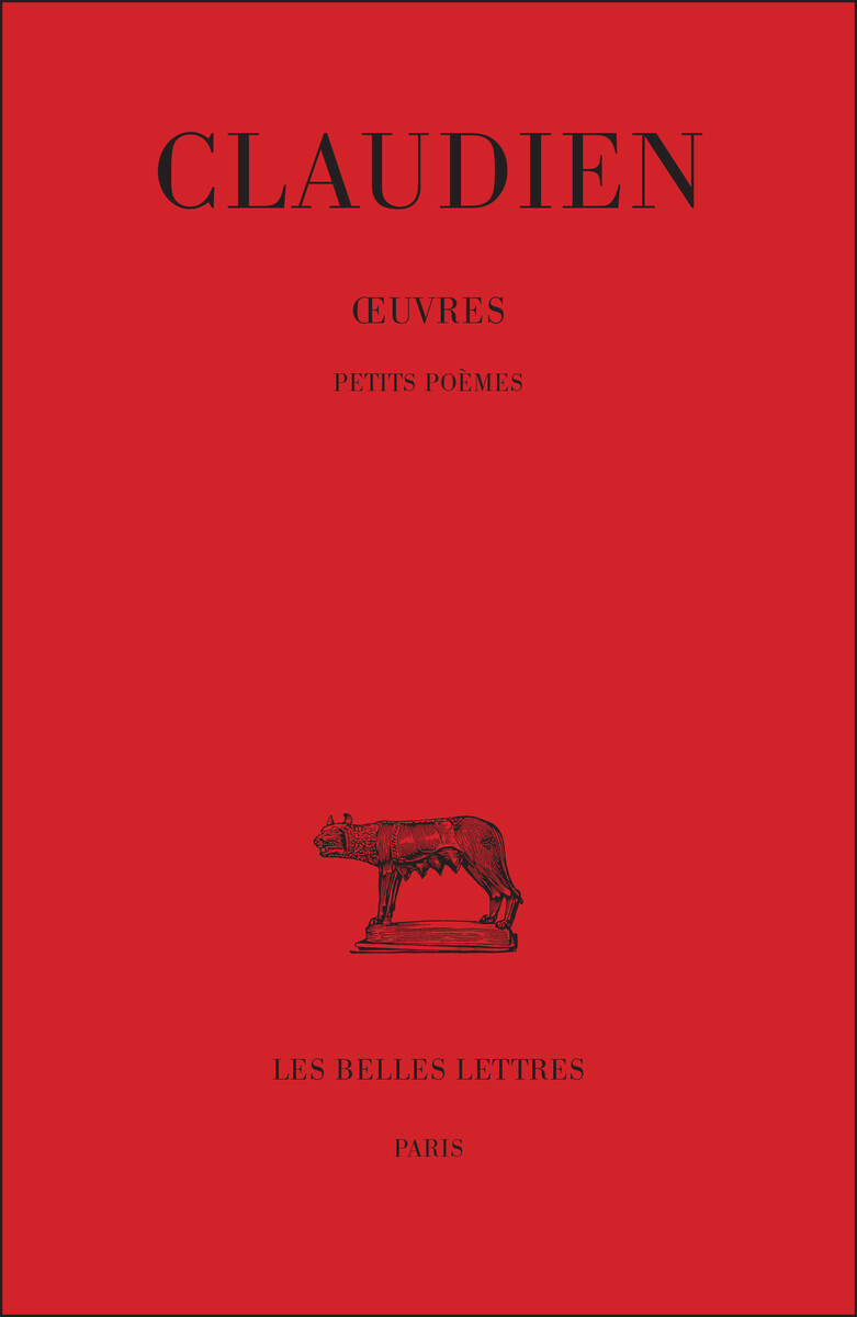 OEUVRES T4 - PETITS POEMES