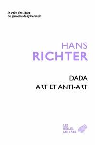 DADA  ART ET ANTI-ART