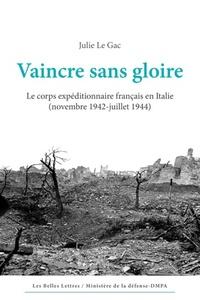 VAINCRE SANS GLOIRE