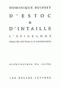 D'ESTOC ET D'INTAILLE/L'EPIGRAMME