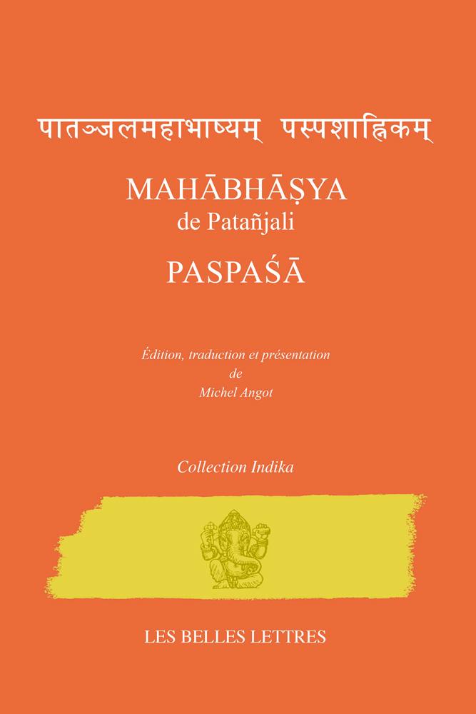 MAHABHASYA DE PATANJALI:PASPASA