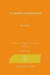 SANSKRIT COMMENTARIAL (LE)