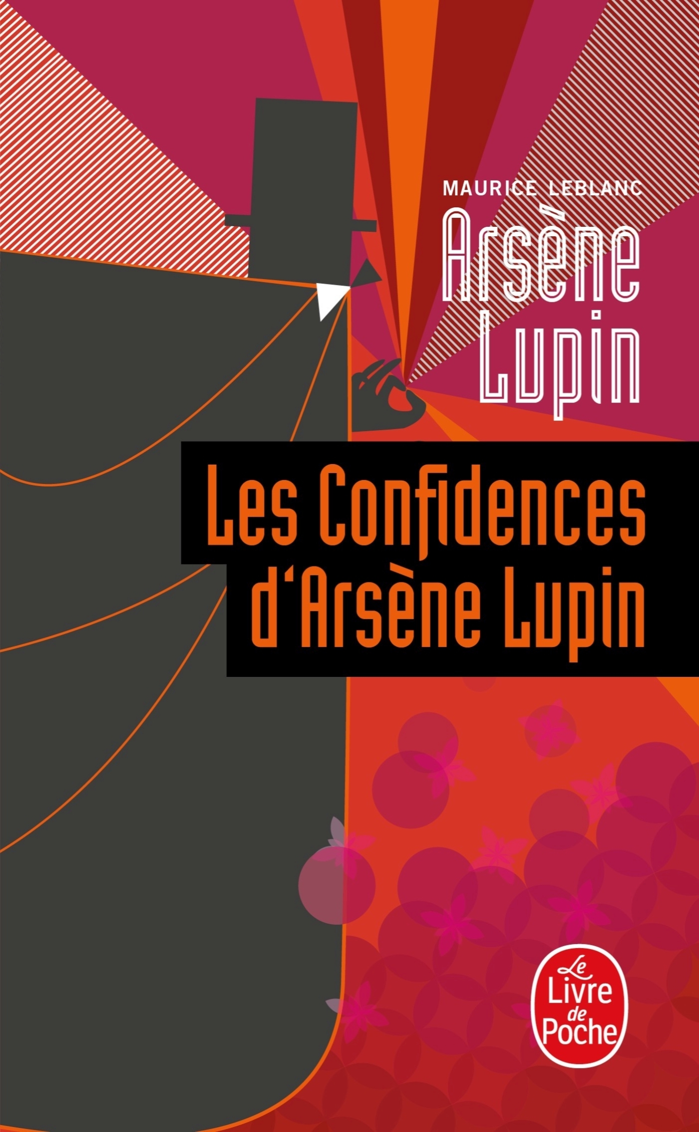 LES CONFIDENCES D'ARSENE LUPIN