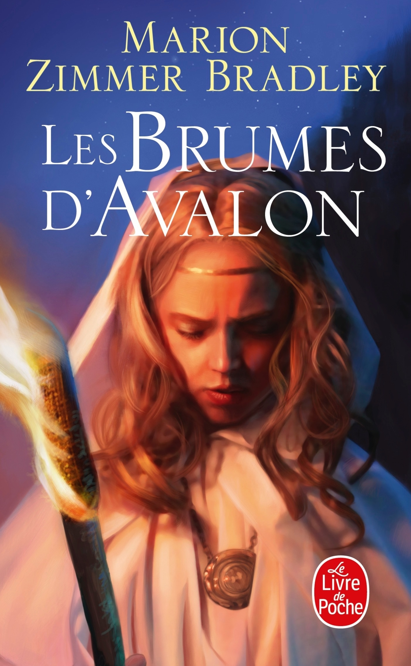 LES BRUMES D'AVALON (LE CYCLE D'AVALON, TOME 2)