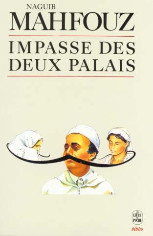 IMPASSE DES DEUX PALAIS ( TRILOGIE, TOME 1)