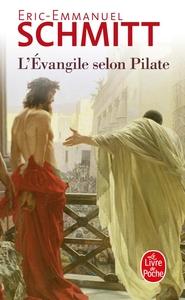 L'EVANGILE SELON PILATE SUIVI DU JOURNAL D'UN ROMAN VOLE