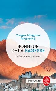 BONHEUR DE LA SAGESSE
