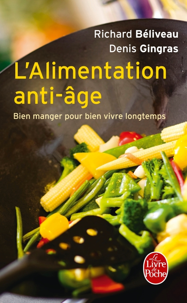 L'ALIMENTATION ANTI-AGE