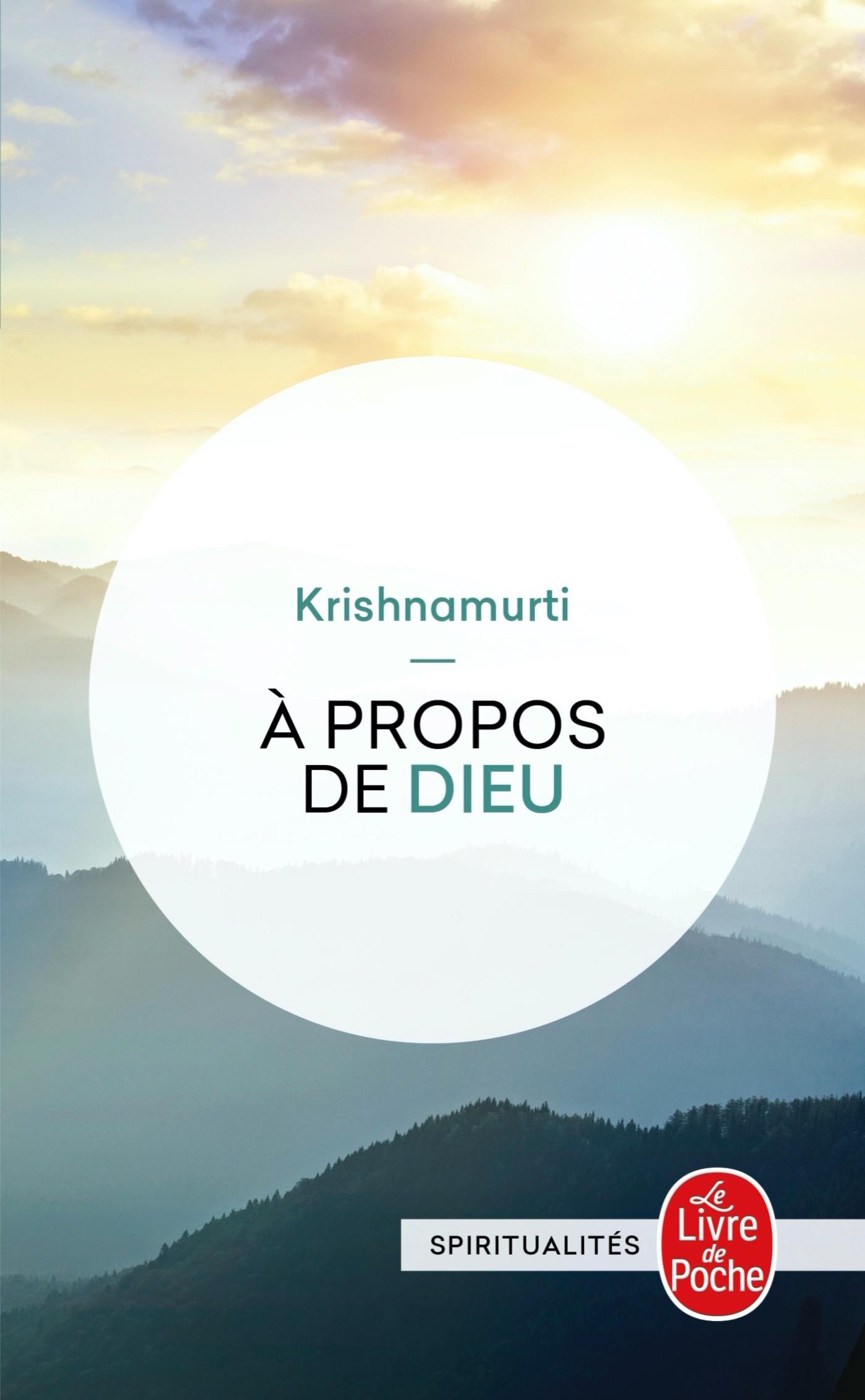 A PROPOS DE DIEU